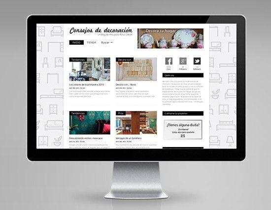 Actuadecor: Blog de decoración
